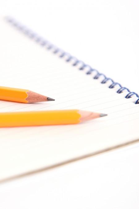 苦手な理由をノートに書き出す