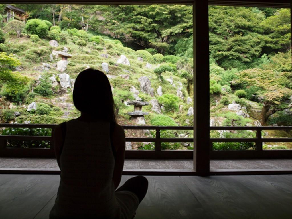 座禅 京都