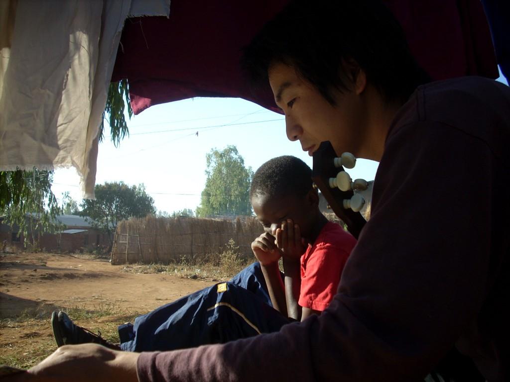青年海外協力隊 青少年活動