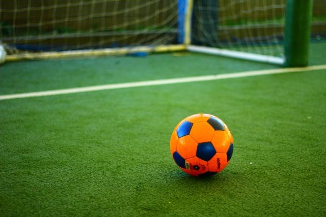サッカー選手が将来の夢
