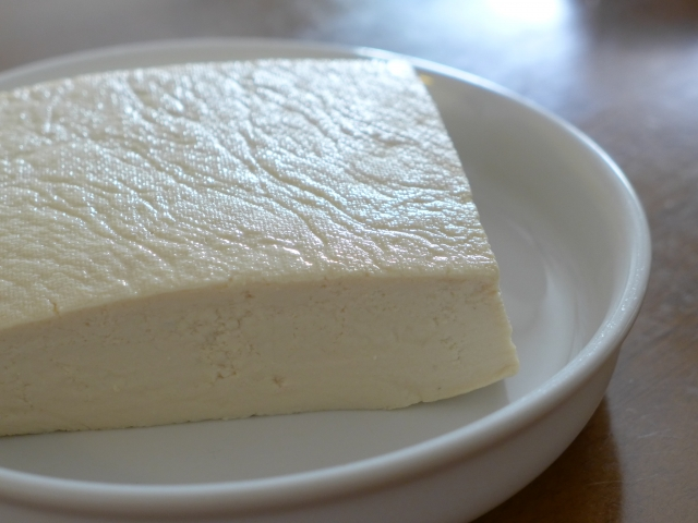 豆腐メンタル 木綿豆腐へ