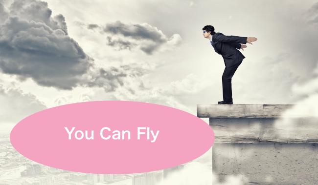 自分を信じてあなたの人生の可能性をどんどん広げましょう!!