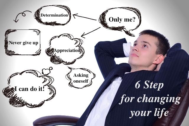 「人生こんなはずじゃなかった」と感じたら、立ち止まって考える、6つのステップ