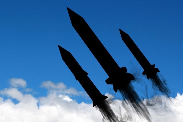 迎撃ミサイル