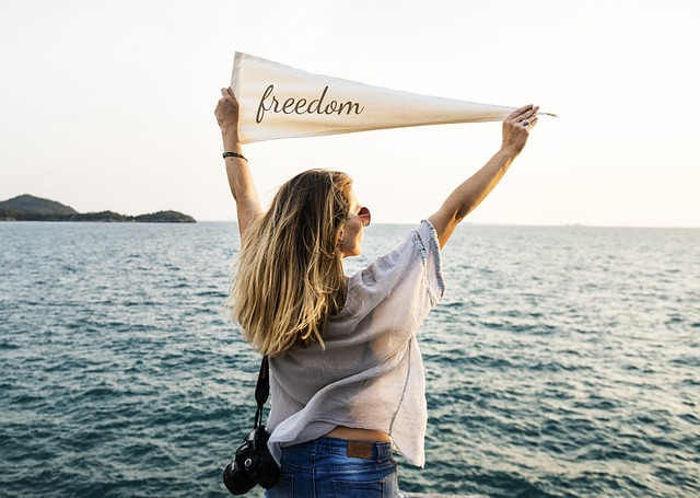 自由に生きる
