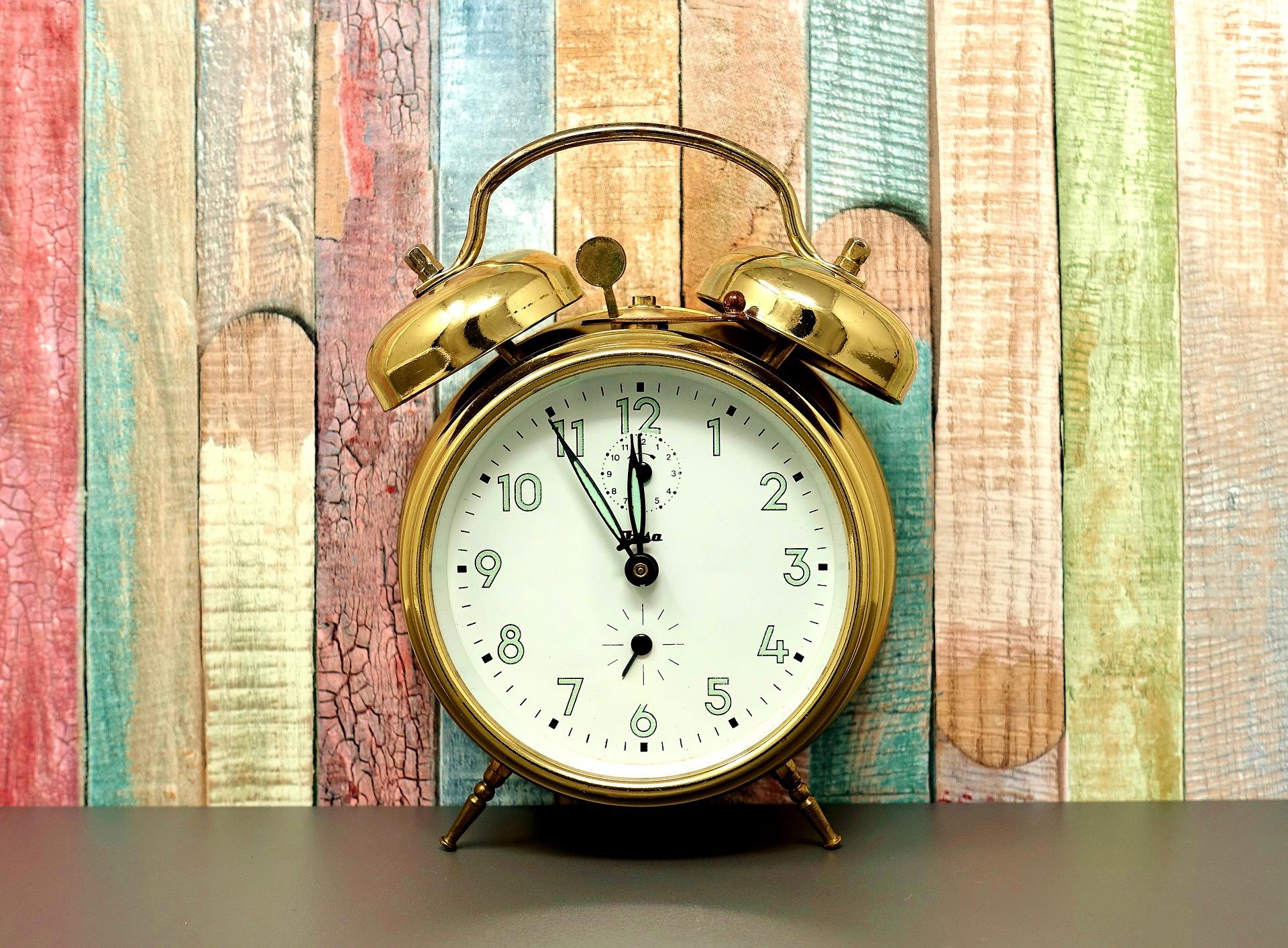 時間という財産を認識しよう 時は金なりは嘘。
