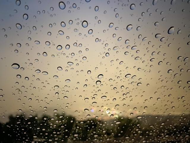 問題解決ステップ2「雨」(解釈)